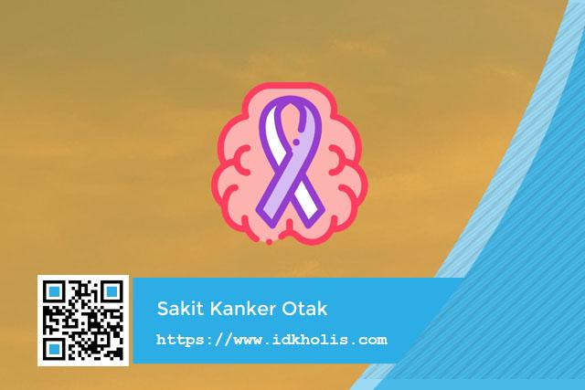 Sakit Kanker Otak
