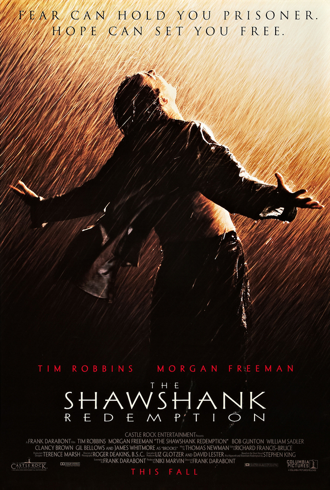 The Shawshank Redemption (1994) Dual Audio (Hindi+English) Movie Download in 480p | 720p