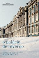 Resenha - O Palácio de Inverno, editora Companhia das Letras