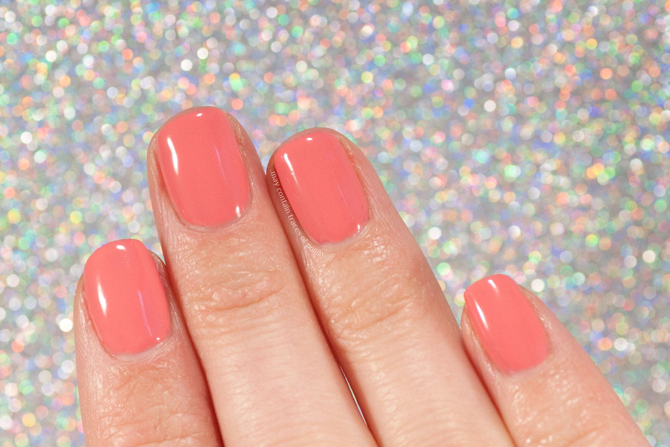 Pink Gellac 290 Sunblaze Orange