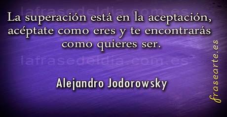 Grandes citas motivadoras Alejandro Jodorowsky