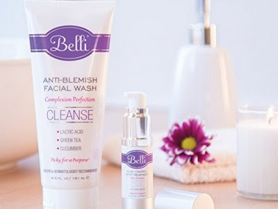 Belli Skin Care Anti-Blemish Facial Cleanser