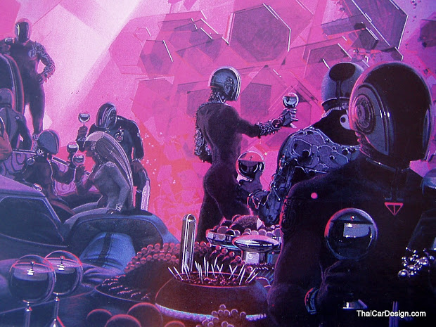 Exonauts Featured Syd Mead