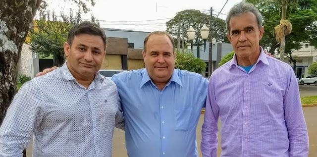 Maurílio Viana consolida apoios na região noroeste