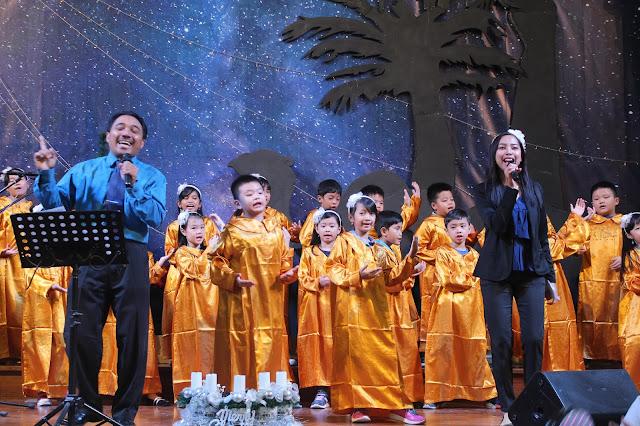Perayaan Natal SD Kalam Kudus 2019