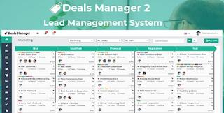 Deals manager 2 CRM