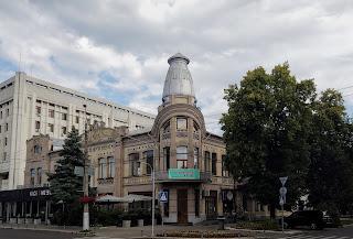 Черкассы. Литературно-мемориальный музей Василия Симоненко