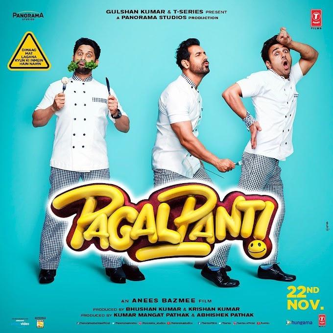 Pagalpanti (2019) Full Movie Download & Watch Online
