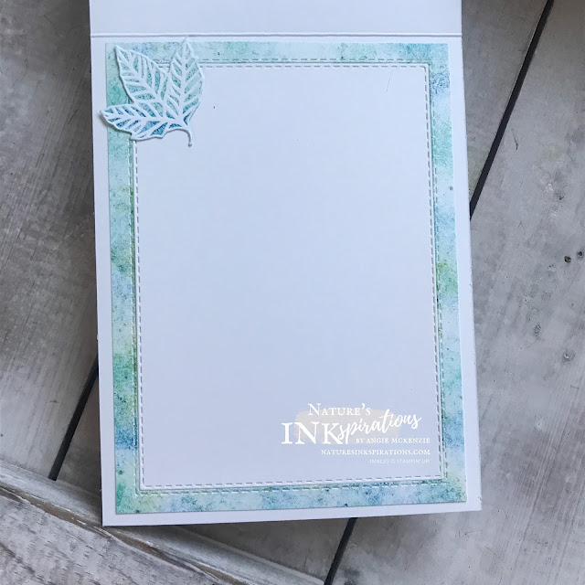 By Angie McKenzie for JOSTTT021 Design Team Inspirations; Click READ or VISIT to go to my blog for details! Featuring the Gathered Leaves Dies (a returning favorite!!!) with the Life is Beautiful stamp set from the August-December 2020 Mini Catalog; #cardchallenges #handmadecards #josdesignteaminspiration #josttt021 #septembercardchallenge #leaves #hello #lifeisbeautifulstampset #gatheredleavesdies #babywipetechnique #stampinup #cardtechniques #fussycutting #craftwithpurpose