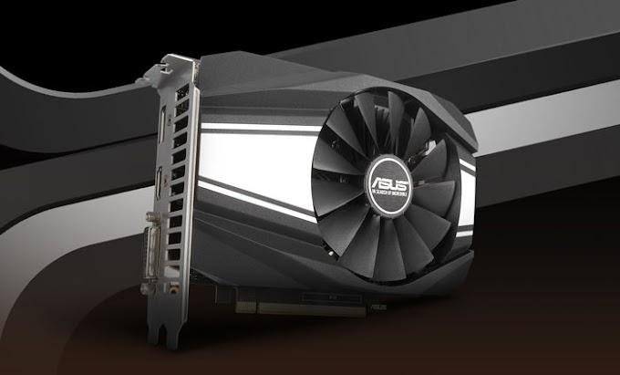 Giới Thiệu Card màn hình ASUS Phoenix GeForce GTX 1660