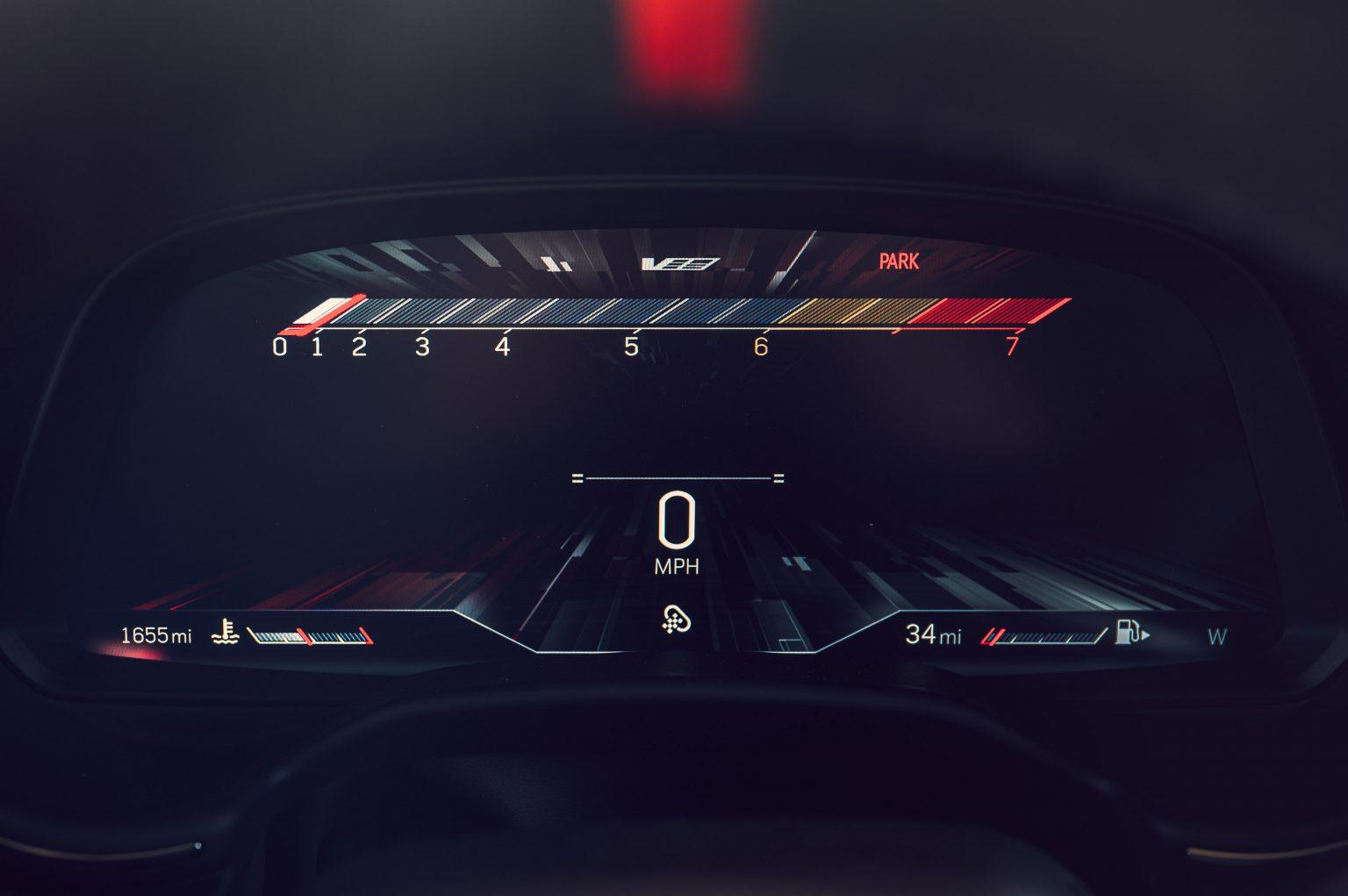 عداد كاديلاك CT5-V-Blackwing 2022
