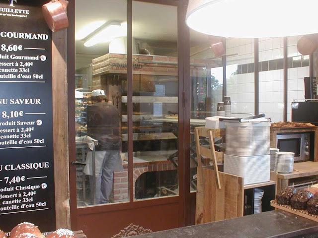 Bakery, Loir et Cher, France. Photo by Loire Valley Time Travel.