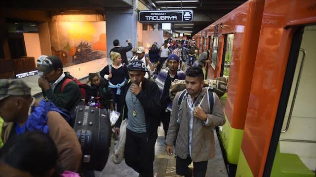 La ONU no puede dar transporte a caravana de migrantes hasta EEUU