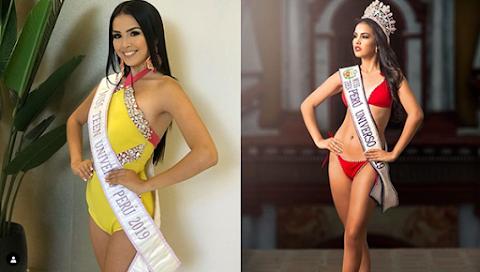 Antonella Salini es Miss Teen Perú Universo 2019