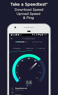 Speedtest.net Premium v4.5.1 Mod Apk (VPN Unlocked)