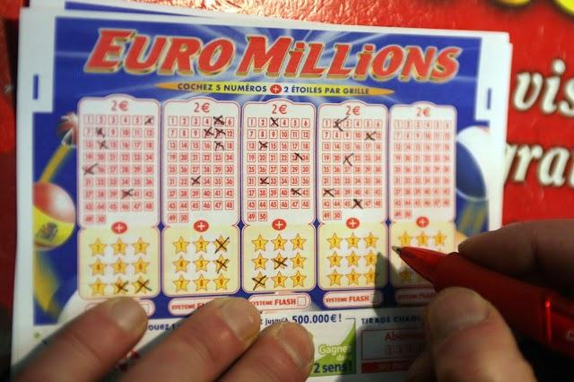 On peut jouer à l'Euromillions en ligne