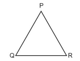 Jika PQ = PR, berapakah luas segitiga PQR?