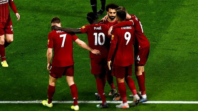ليفربول يحقق الفوز على شيفيلد يونايتد