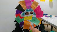 máscaras-taller -cumpleaños