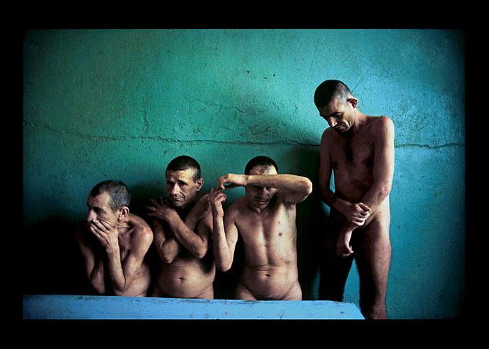 Nude mental patients