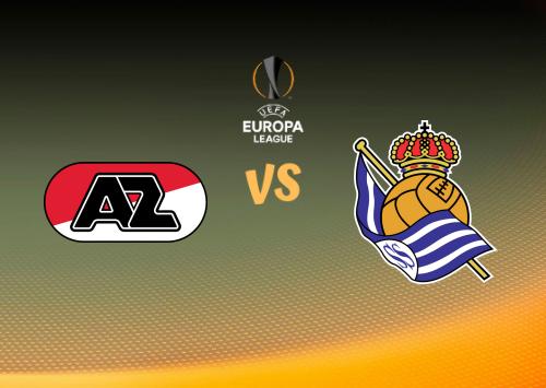 AZ Alkmaar vs Real Sociedad  Resumen