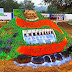 सैंड आर्टिस्ट मधुरेन्द्र बालू चांदन जलाशय बनाकर दिया, जल जीवन और हरियाली का संदेश