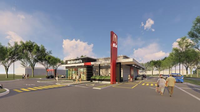 Ikano Centres IKEA McDonald's Drive-thru Penang