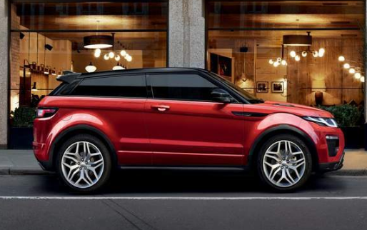 2014 Land Rover Range Rover Evoque 9-Speed Automatic Review