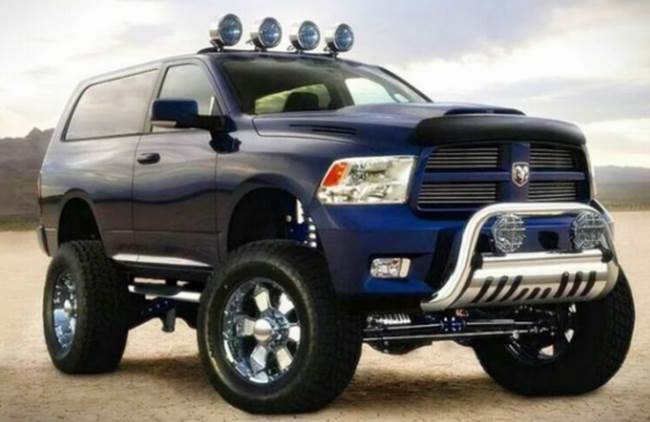 2019 Dodge Ramcharger Concept Review