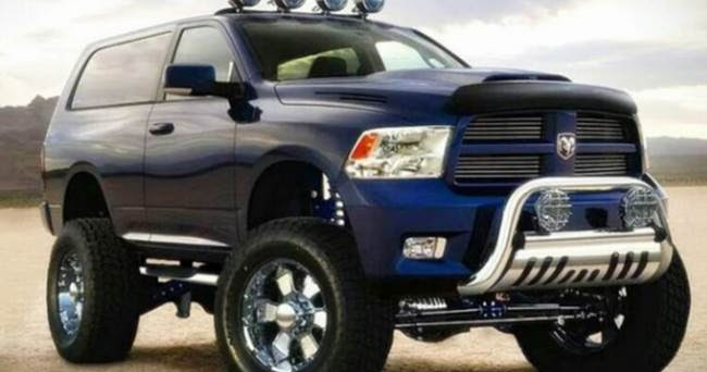 Dodge Ramcharger 2017 >> 2019 Dodge Ramcharger Concept Review Auto Review Release