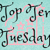 Top Ten Tuesday (20): Top Ten Books I Wish I Could Read Again for the First Time
