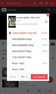 Vidmate yaitu sebuah aplikasi yang sanggup dipakai untuk mengunduh  video dan lagu dari  VidMate 3.6418 apk versi terbaru (Update Januari 2019)