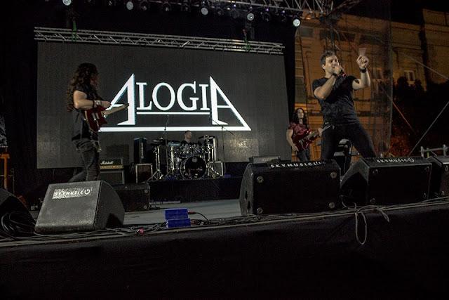 Το συγκρότημα Alogia