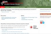 Mencari Anggota Keluarga yang Hilang karena Tsunami Banten? Bisa Cek Lewat Situs Ini...