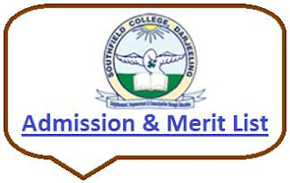 Southfield College Merit List