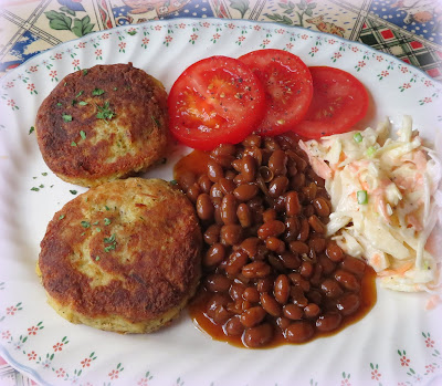 Down East Fish Cakes