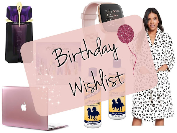 Birthday Wishlist | Turning 28