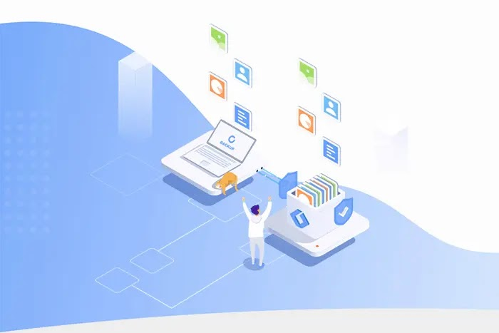 software backup terbaik untuk mencadangkan driver, data, dan operating system di PC Windows