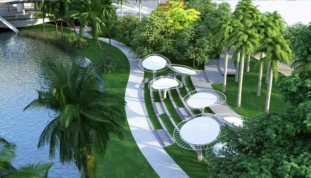 Top 4 công viên ven sông đẹp nhất Sài Gòn
