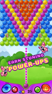 Games Bubble Butterfly App