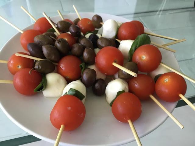 caprese salad kabobs www.realfoodblogger.com