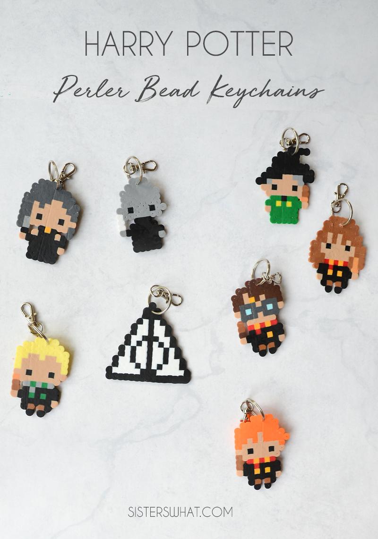 DIY Harry Potter Perler Bead Patterns