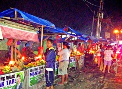 Sejarah Rujak Simpang Jodoh Tembung