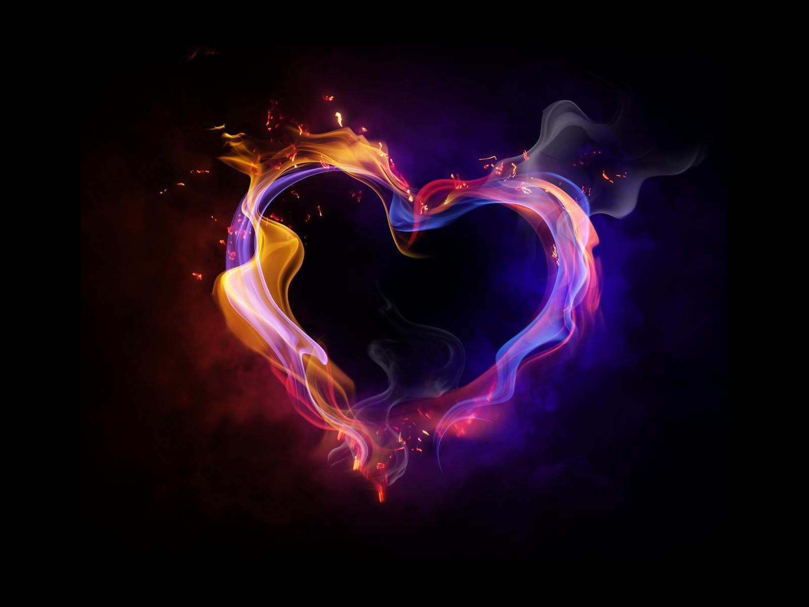 Burning Love Hd Wallpapers: I Love ♥ You Heart HD Wallpapers - I ♥ You Images