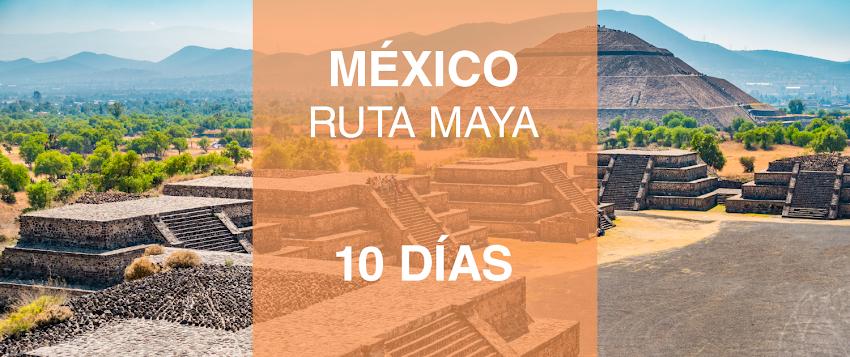México por la Ruta Maya y Peregrinación Basílica de Guadalupe
