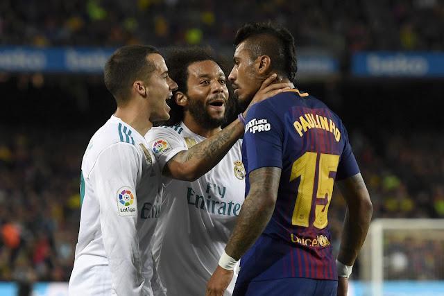 Video Cuplikan Gol Barcelona 2-2 Real Madrid | Liga Spanyol Pekan 36