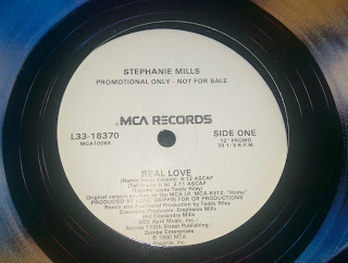 Stephanie Mills ‎– Real Love (Promo VLS) (1990)