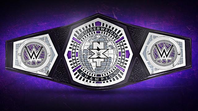 William Regal anuncia torneio para determinar detentor interino do NXT Cruiserweight Championship