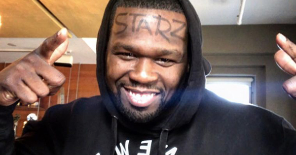 Rapper and entrepreneur 50 Cent