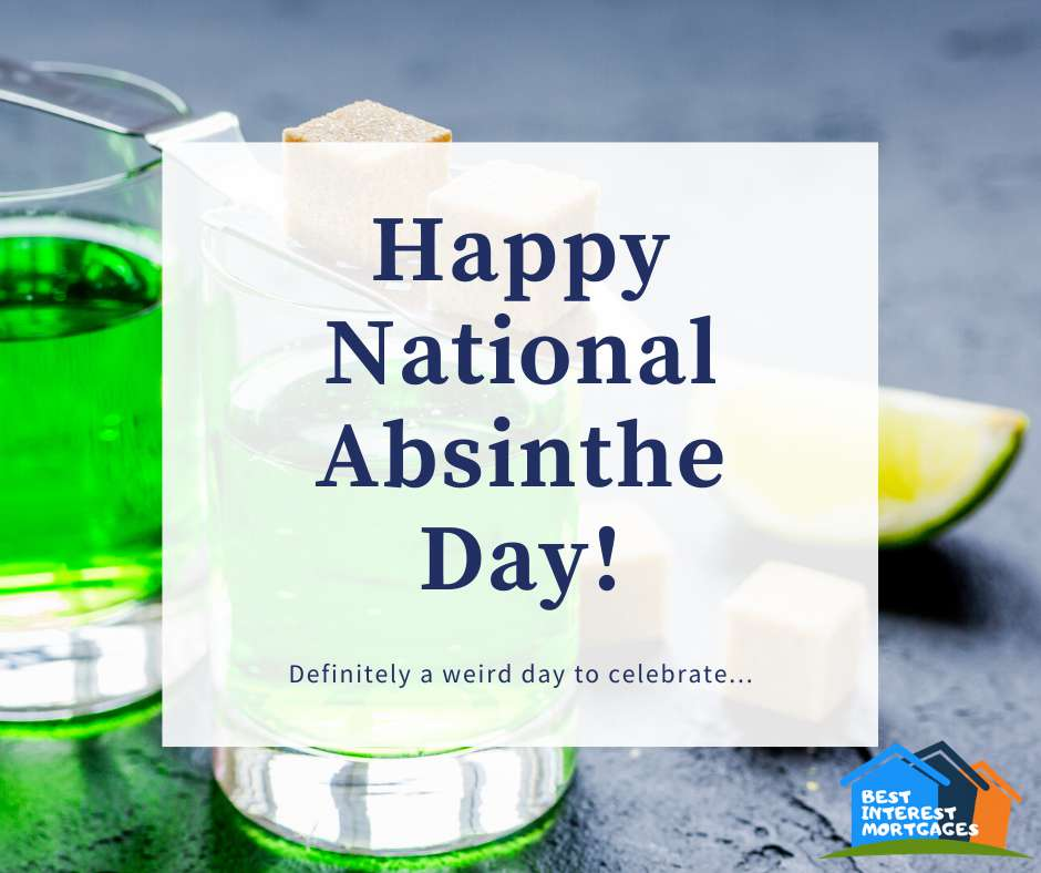 National Absinthe Day Wishes Unique Image